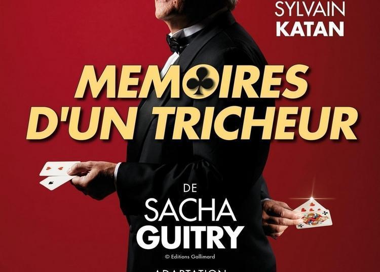 Memoires D'un Tricheur Avec Olivier Lejeune à Paris 14ème