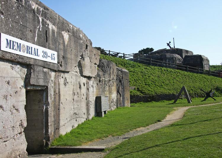 Mémorial 39/45 De Saint-malo à Saint Malo