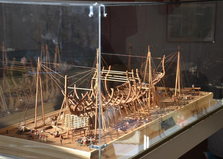 Mémorial Amiral De Grasse