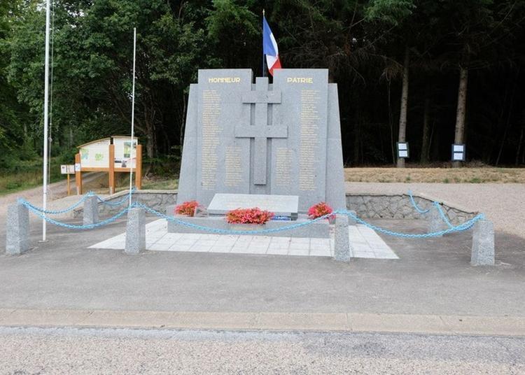 Mémorial Du Maquis De Grandrupt à La Haye