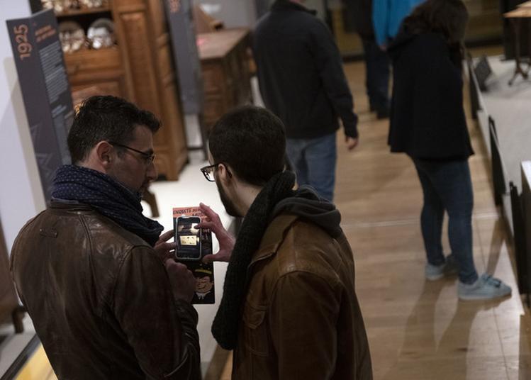 Menez L'enquête : Un Palais à En Perdre La Tête ! à Quimper