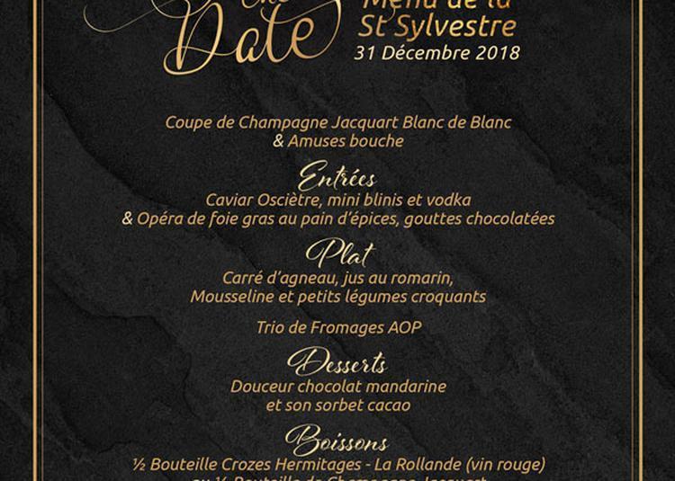 Menu De La Saint-Sylvestre à Paris 8ème
