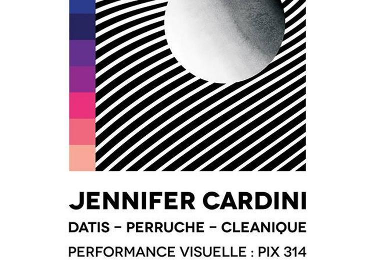 Merci Beaucoup invite Jennifer Cardini à Strasbourg