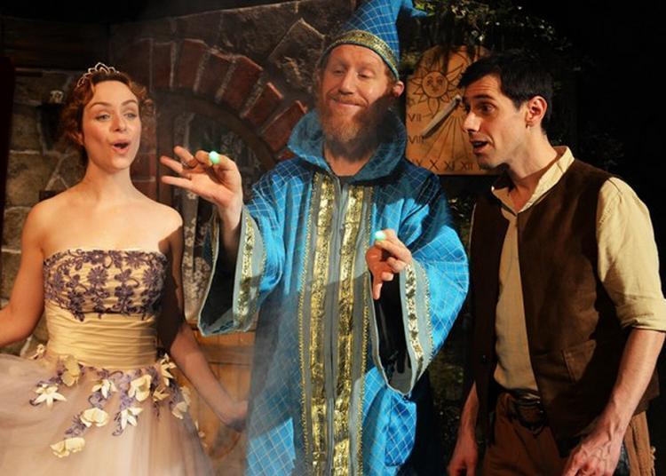 Merlin la légende à Ussel