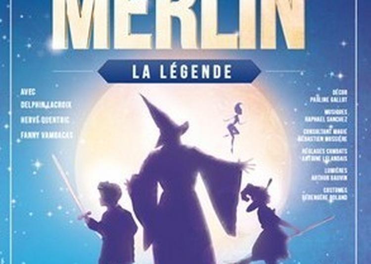 Merlin, La Legende à Paris 18ème