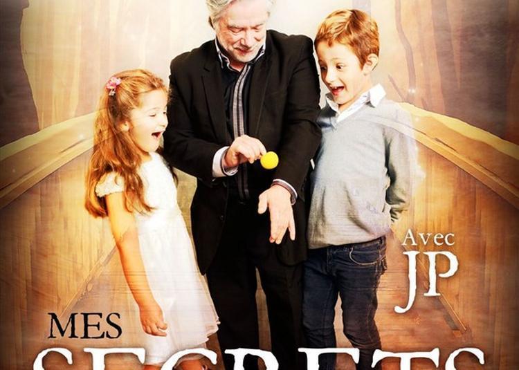 Mes Secrets Magiques Avec JP à Paris 4ème