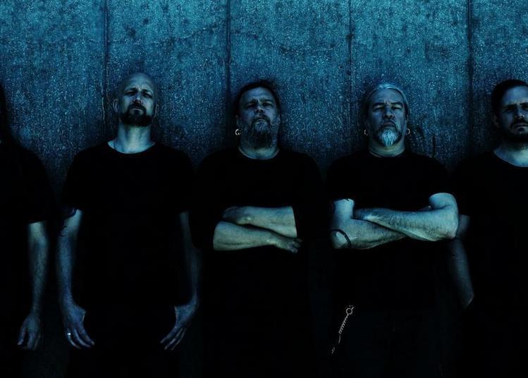 Meshuggah à Lille