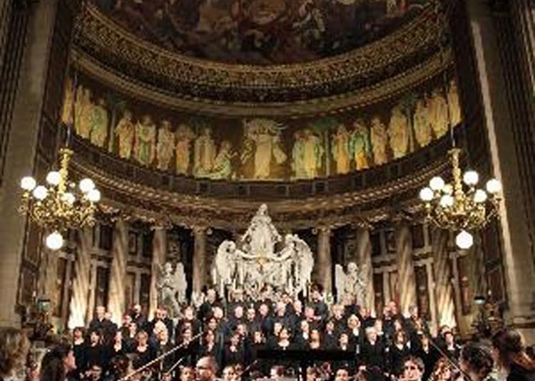 Messa Di Gloria De Puccini à Paris 8ème