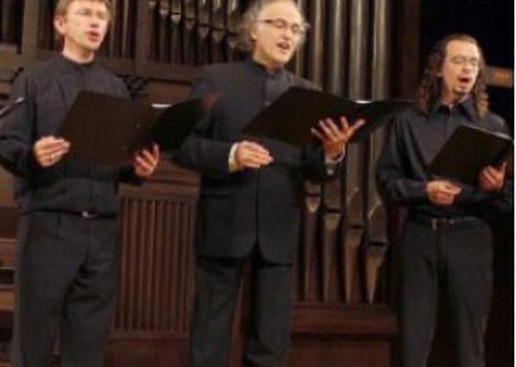 Messe De Nostre Dame - Machaut - Gilles Binchois à Rocamadour