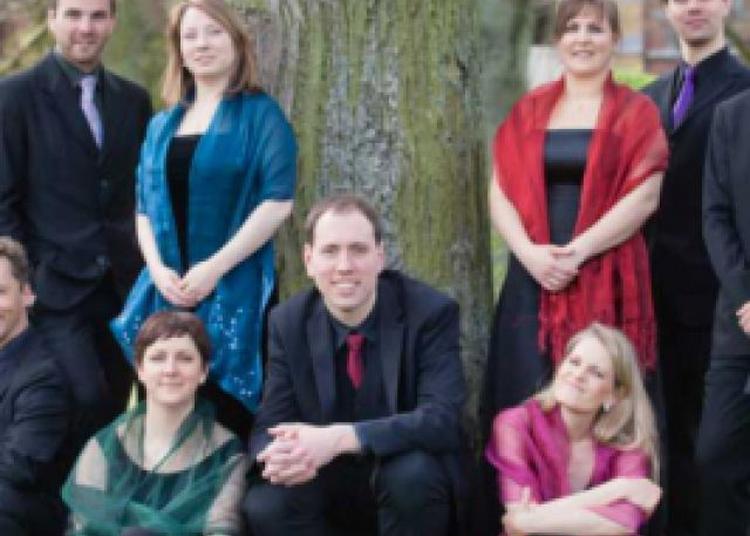 Messe En Si Bach - Vox Luminis à Rocamadour