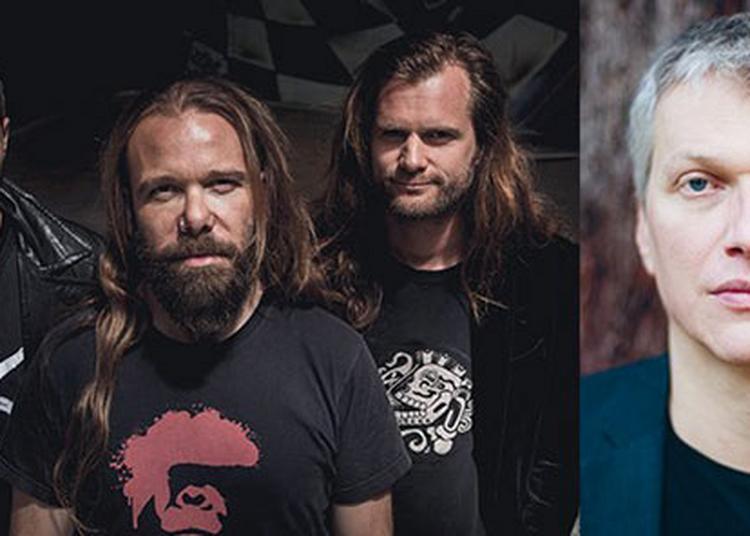 Metal & Jozef Dumoulin à Les Lilas