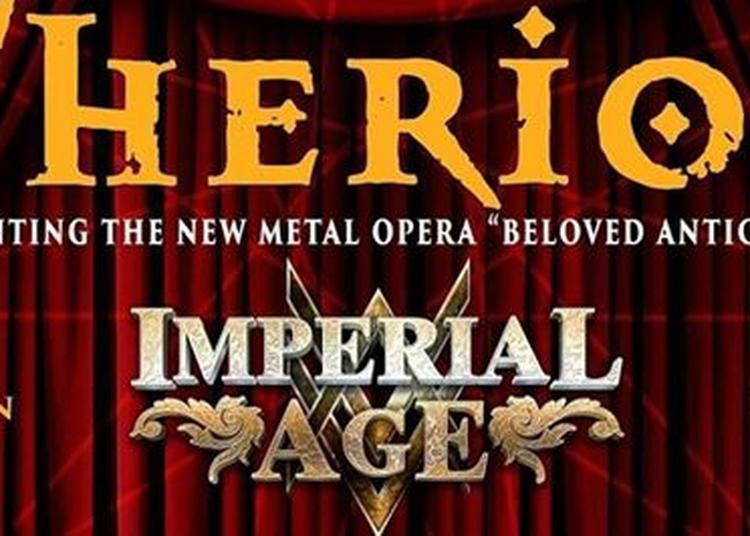 Metal Opera : Therion avec Imperial age et The Devil NullPositiv à Marseille