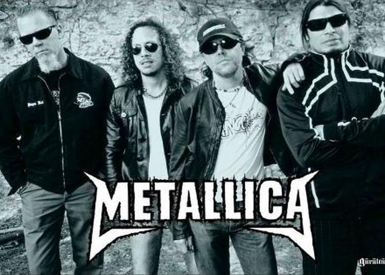 Metallica à Lyon