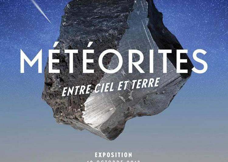 Météorites à Paris 5ème