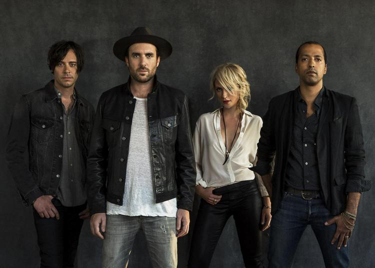 Metric à Paris 20ème