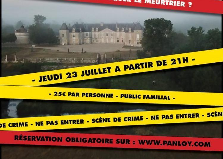 Meurtre au Château à Port d'Envaux