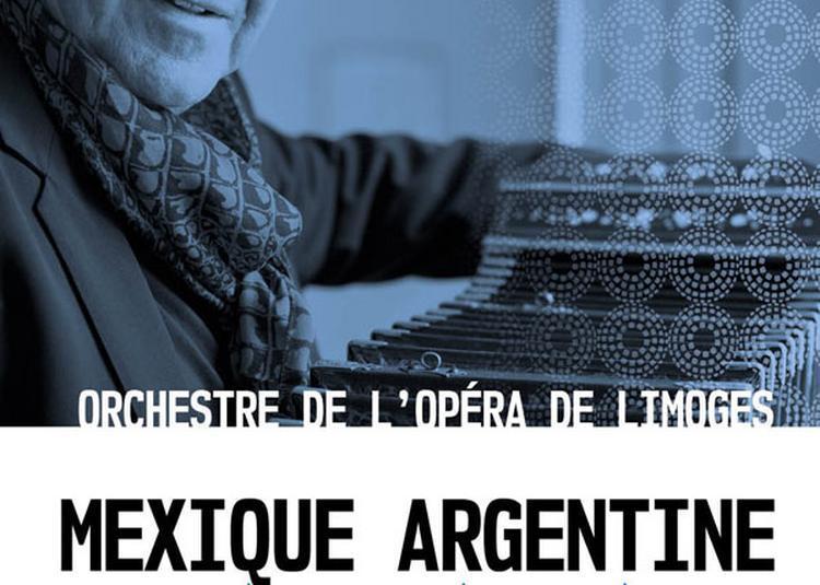 Mexique Argentine à Limoges