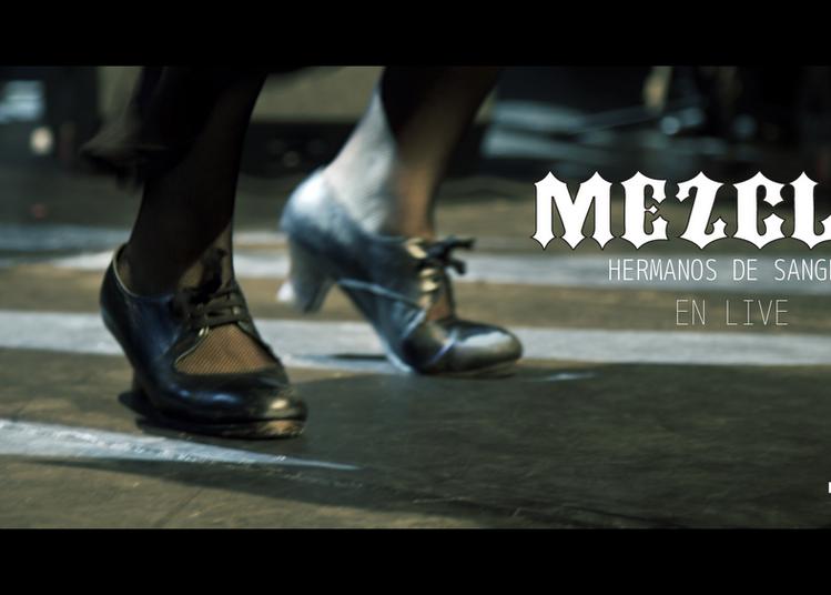 Mezcla (Flamenco/Metal acoustique) au Brin de Zinc à Barberaz