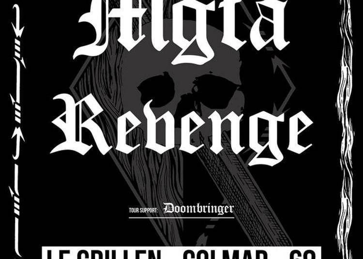 Mgla - Revenge - Doombringer à Colmar