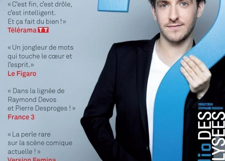 Michael Hirsch Dans Pourquoi ? à Paris 8ème