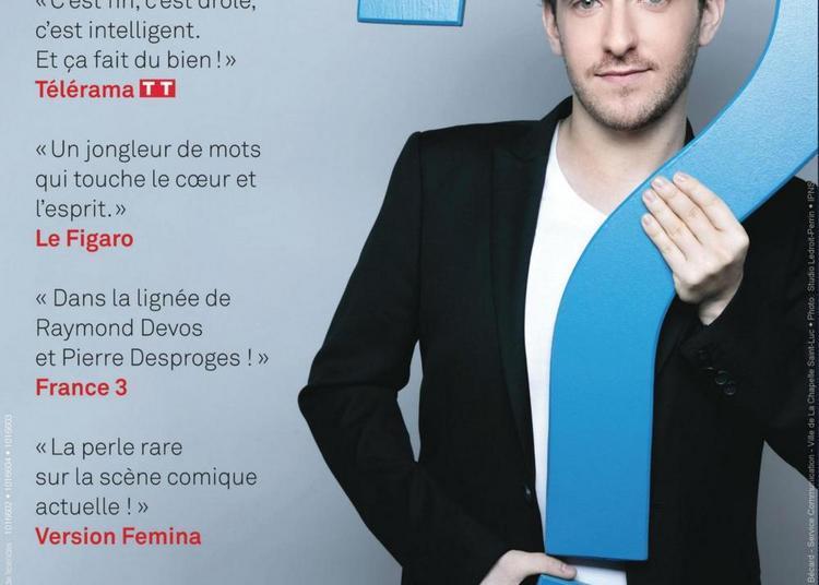 Michaël Hirsh « Pourquoi ? » à La Chapelle saint Luc