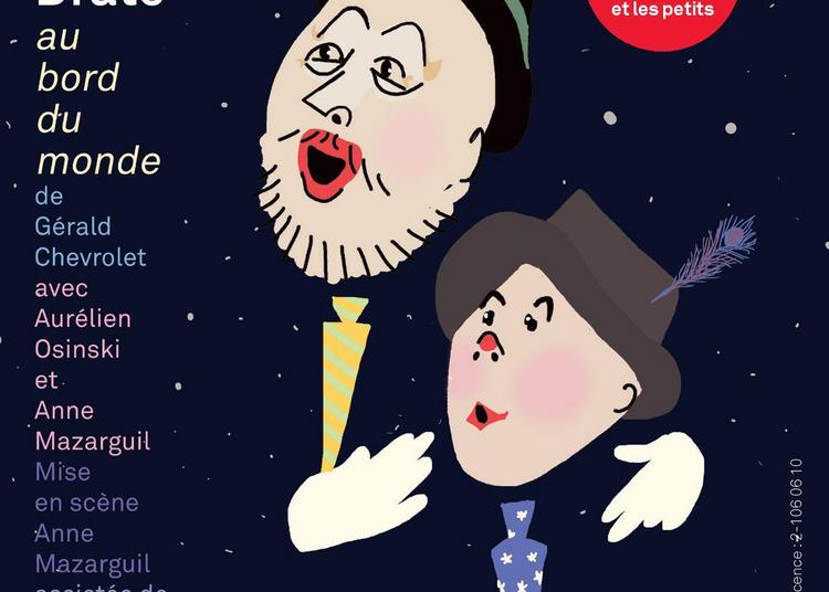 Miche et Drate au bord du monde à Paris 5ème