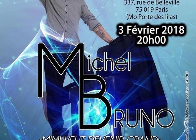 Michel Bruno Dans Mimi Veut Devenir Grand à Paris 19ème