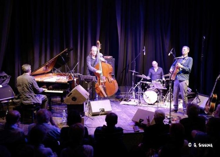 Michel Connection 4tet Jazz à Véd'A saison 19 20 à Villeneuve d'Ascq