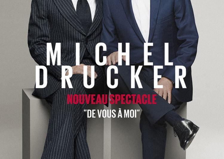 Michel Drucker à Saint Julien en Genevois