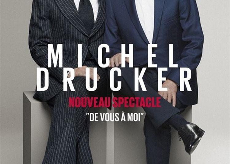 Michel Drucker Dans De Vous à Moi à Longjumeau