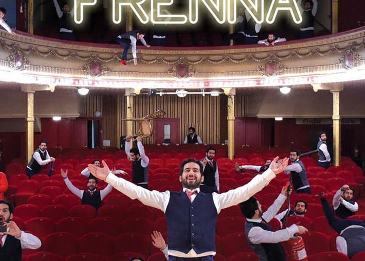 Michel Frenna à Lyon