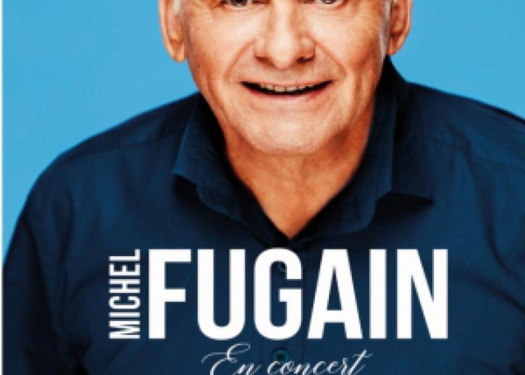 Michel Fugain à Bourg en Bresse