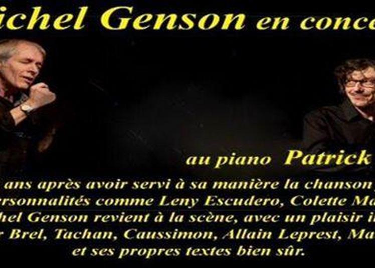 Michel Genson à Nilvange