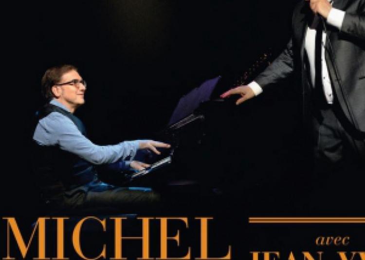 Michel Jonasz Et Jean-Yves D'Angelo à La Ciotat