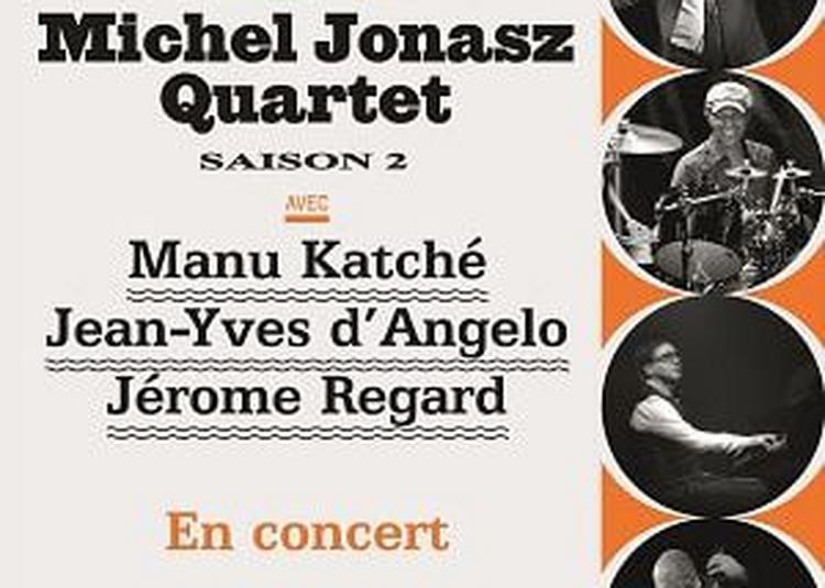 Michel Jonasz - Quartet à Montpellier