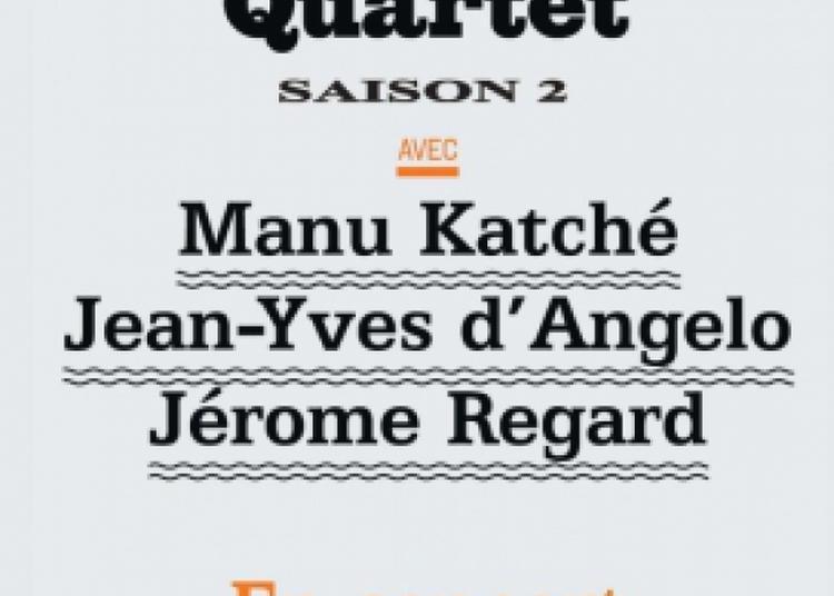 Michel Jonasz Quartet Saison 2 à Strasbourg