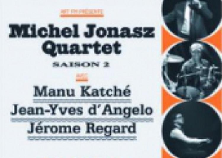 Michel Jonasz Quartet Saison 2 à Saint Brieuc