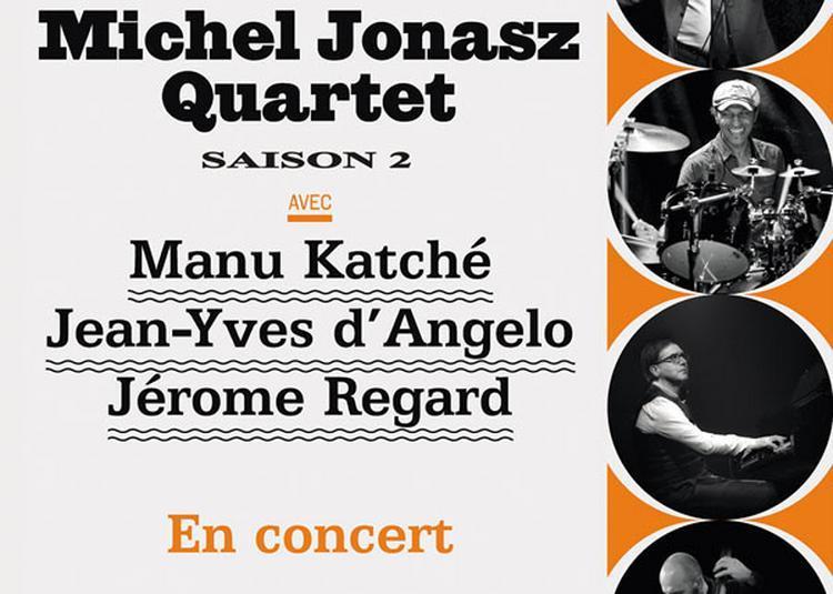 Michel Jonasz Quartet Saison 2 à Annecy