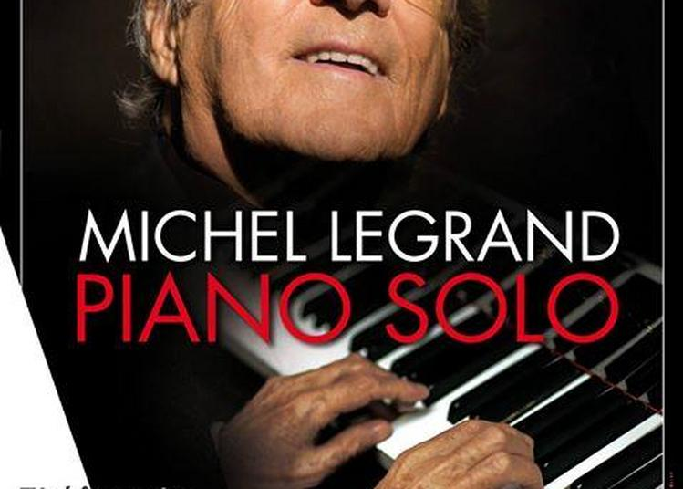 Michel Legrand - Piano Solo à Paris 18ème