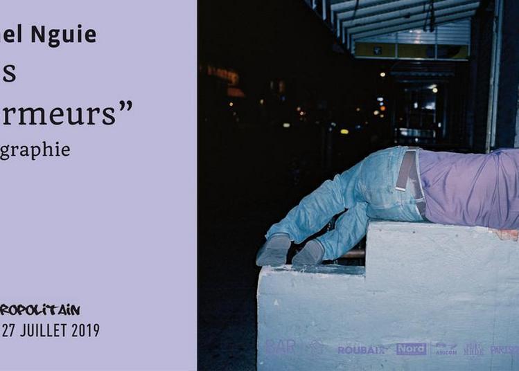 Michel Nguie - Les dormeurs à Roubaix
