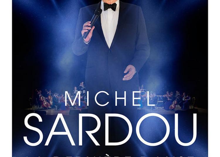 Michel Sardou à Saint Etienne
