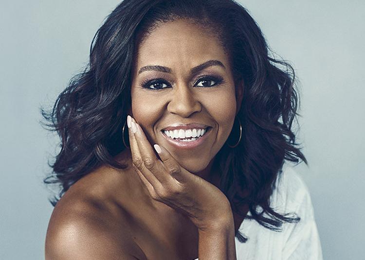 Michelle Obama - Devenir à Boulogne Billancourt