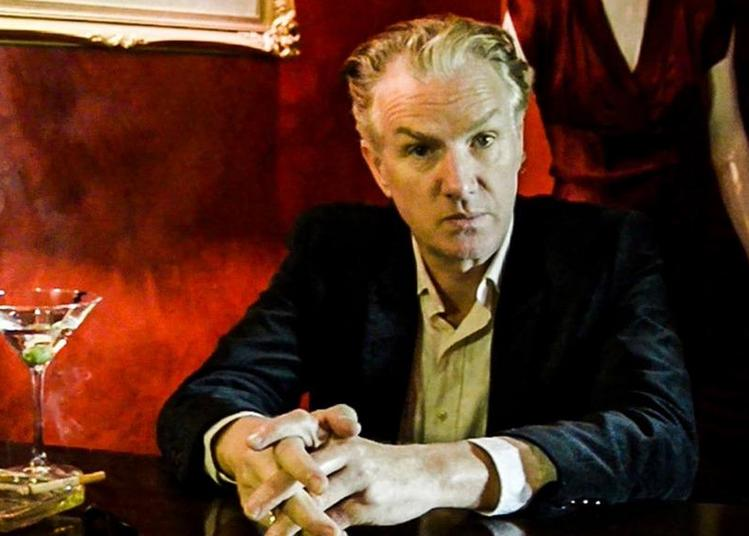 Mick Harvey à Rouen