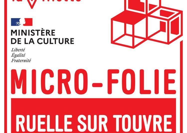 Micro Pour Tous : La Culture à Portée De Mains ! à Ruelle sur Touvre