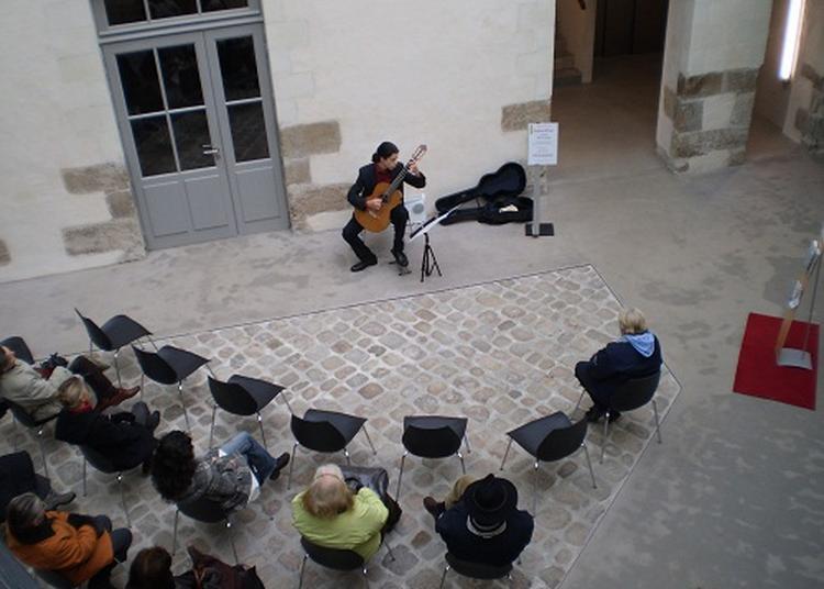 Midi de Sainte-Croix - Musique à Nantes