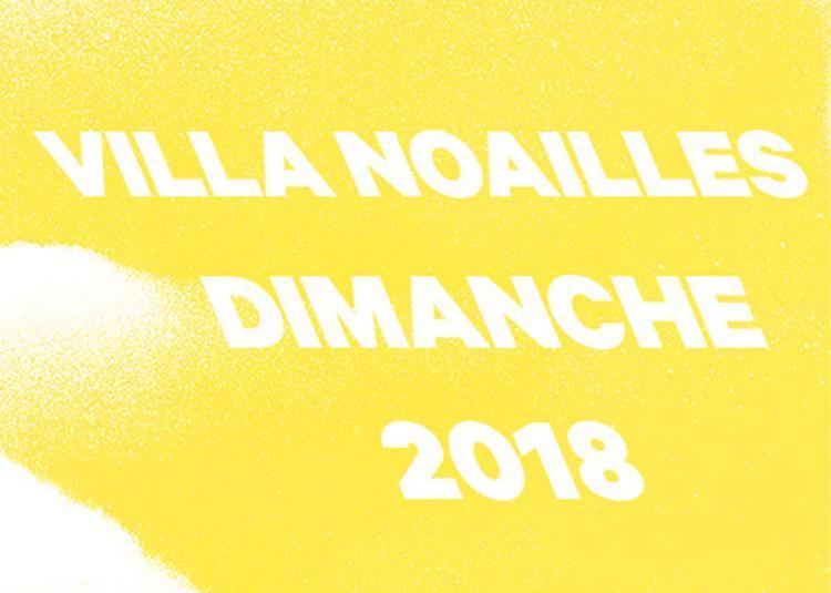 Midi Festival Villa Dimanche à Hyeres