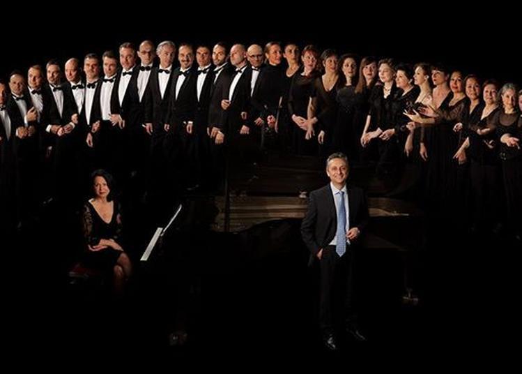 Midi Musical : Noël avec le Choeur de l'Opéra à Bordeaux