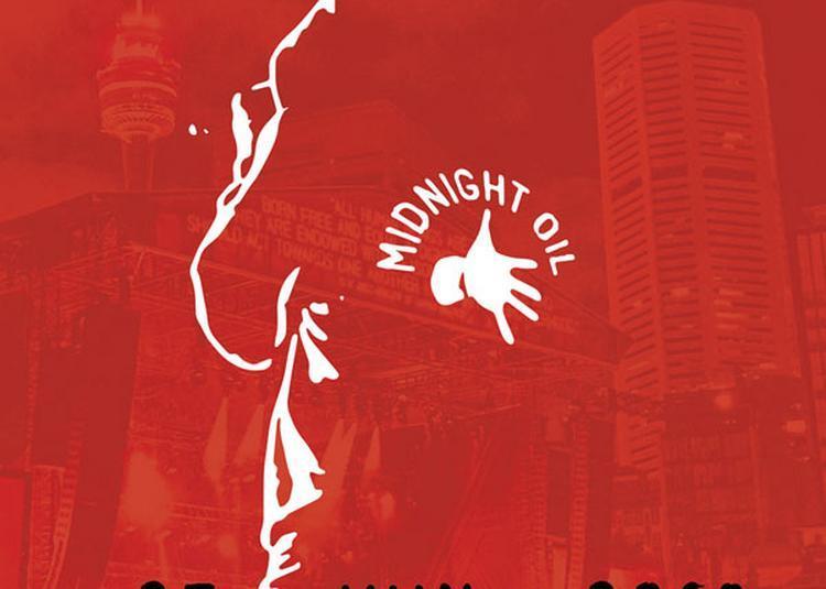 Midnight Oil à Paris 2ème