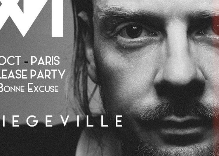 Miegeville - Release Party à Paris 11ème