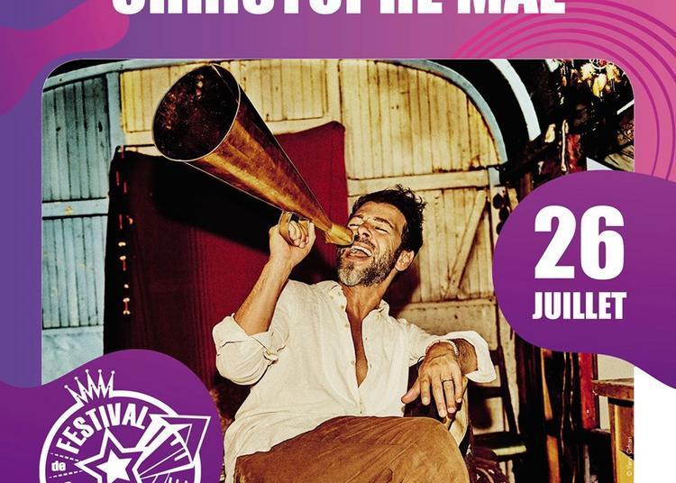 Christophe Maé à Carcassonne